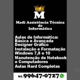 MADI assistência técnica de informática