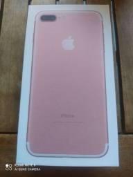 iPhone lacrado 32 gigas 7 plus