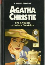 Livro Um Acidente E Outras Histórias Agatha Christie Altaya