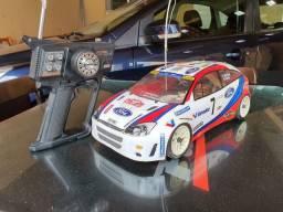 Automodelo RC Focus WRC Kyosho 1/10