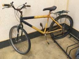Bicicleta com marchas