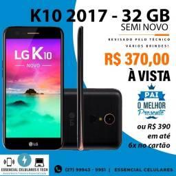 K10 2017 32 gigas com garantia