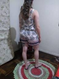 Macaquinho polo wear