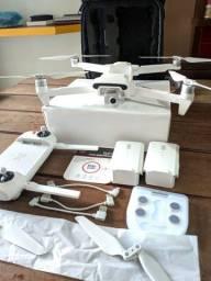 Drone Fimi X8 SE 2019 Kit Com 2 baterias, bolsa, microsd, filtros nd