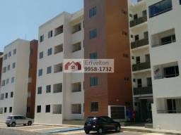 Apartamento/Novo para Venda em Teresina, Gurupi, 3 dormitórios, 1 suíte, 2 banheiros, 1 va