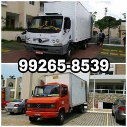 Fretes transporte mudança caminhão baú ksisiisjdje