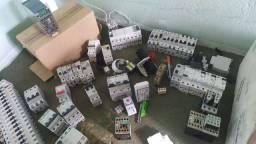Dijuntores ,Dr, contatos e material eletricos