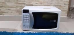 Micro-ondas  eletrolux  18l 110v 180reais