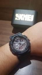 Relógio masculino à prova d'água