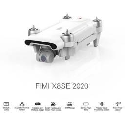 Drone profissional fimi x8se 2020 original Xiaomi novo lacrado na caixa.
