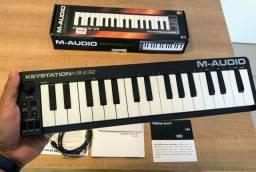 Teclado Controlador M-audio Keystation Mini 32 II