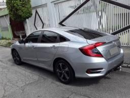 Honda/Civic Sport Cvt Flex em excelente estado de conservação
