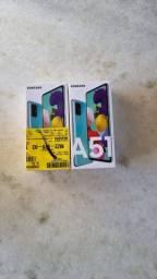 Vendo Samsung a51 . De