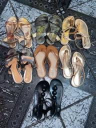 7 Sapatos usados