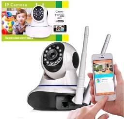 Câmera ip - entrega grátis