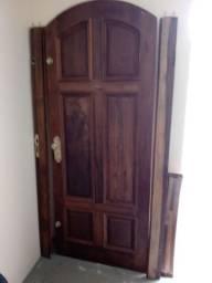 Porta madeira macica