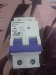 Disjuntor bipolar C32/2 3000,Alumbra ALBR 39345