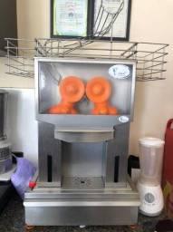 Espremedor de laranja industrial