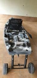 Vendo caiaque Thork sem pedal