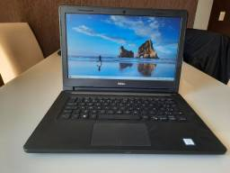 Notebook Dell core i5 7 ger + Ssd 120 gb