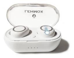 Fone de ouvido bluetooth 2-4 horas bateria