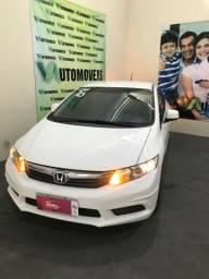 Honda Civic lxs 1.8 flex + gnv 5 geração