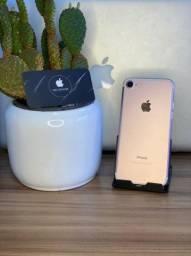 iPhone 7 32gb semi-novo 3 meses de garantia