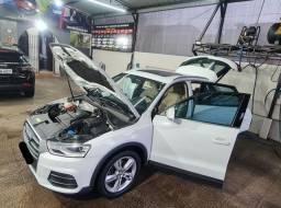 Audi Q3 1.4 TFSI 2017 Branco de Interior Bege
