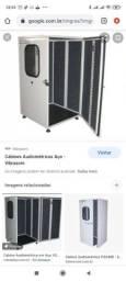 Cabine audiometria (usada)