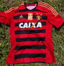 Camisa de Jogo Sport Recife