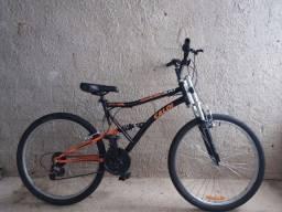 Bicicleta Caloi Xrt- 21 Marchas, Aro 26. Full Suspension