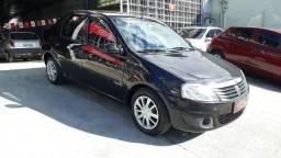 Renault Logan Expression 1.6  8V  Completo Excelente