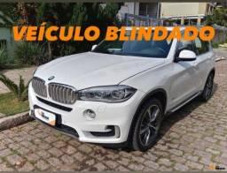bmw X5 xdrive 50I - V8 Bi-Turbo, blindagem G5 IIIA - R$198.900,00