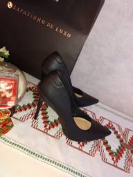 Sapato scarpan marca sapatinho de luxo