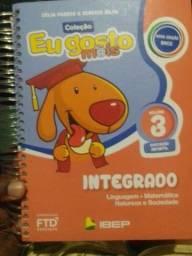Livro integrado infantil