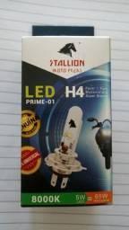 Lâmpada de Led h4 8000 k Promoção