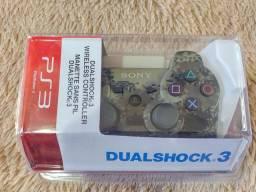 Controle de Playstation 3 novo e com garantia
