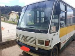 Vendo Ônibus Mercedez 608 - 1987