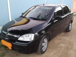 Gm - Chevrolet Corsa Sedam Premium 1.4 Completo GNV (Carro Bonito) - 2008