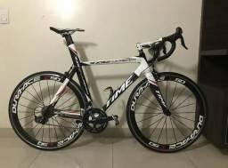 Bike speed Carbono TIME