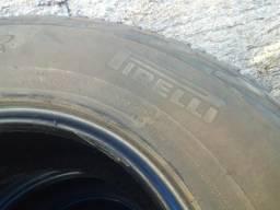04 Pneus Pirelli Scorpion 255/75/15 tel. 984344743, Ariquemes, 100,00 cada, só vendo todos