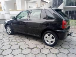 Completo e Barato! VW Gol Sport 1.0 16V ano 2002! - 2002