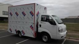 Food truck kia bongo - 2011