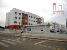 Apartamento com 2 dormitórios à venda, 55 m² por R$ 180.000,00 - Quilômetro Doze - Itajaí/