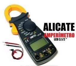 Alicate Amperímetro (entrega grátis)