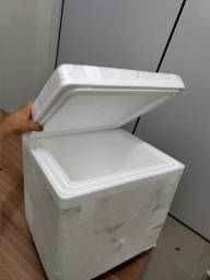 Caixas de isopor