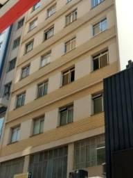 Kitnet com 1 dormitório à venda, 30 m² por r$ 135.000 - centro - juiz de fora/mg
