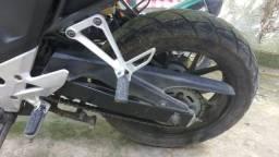 Moto cb500x Honda - 2015