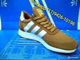9de0e6bdbe Adidas masculino iniki primeira linha fábricação Vietnam na caixa últims  pares