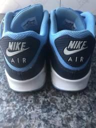 70de1953f3 Tênis Nike air max 90 azul bebê - TAM. 39 (original)